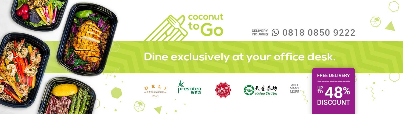 Coconut Slide 2
